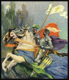 The Golden Age NC Wyeth