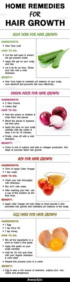 Home Remedies for Hair Growth #hairlosshomeremedies