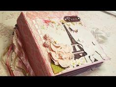 (2) Ohh La La Mini Album for Nitwit Collections - YouTube