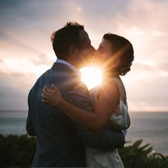 Stunning Fiji wedding with lots of sophisticated details from Hilary Cam Photography.