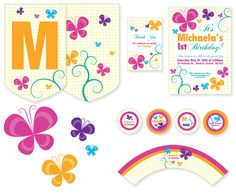 Butterfly Party Ideas {Round Up} | A Little Pixel