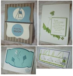 love the sailboat.  From www.songofmyheartstampers.typepad.com