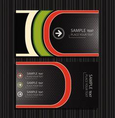 6 funky dj business card templates jnaitigmail pinterest bold textured business card template front and back editable vector file colourmoves
