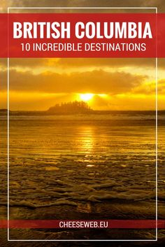 British Columbia native, Emily, shares her top 10 places to visit on Canada's West Coast. Slow Travel, Travel Usa, Travel Tips, Travel Ideas, Family Travel, Travel Stuff, Travel Advice, Travel Inspiration, The Places Youll Go