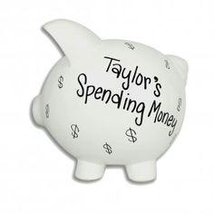 Adult Piggy Bank
