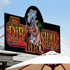 Visit the Rib Shak in Orange Beach where dogs are welcome!