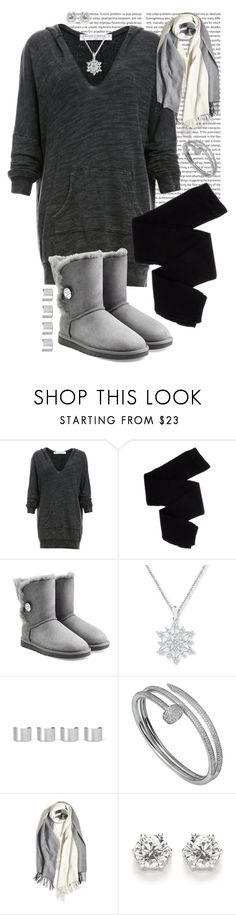 """""""Untitled #559"""" by onlygodcanjudgeme-sh ❤ liked on Polyvore featuring Project Social T, Trasparenze, UGG Australia, Maison Margiela, Cartier, women's clothing, women's fashion, women, female and woman"""