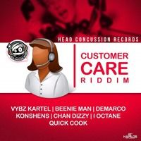 CUSTOMER CARE RIDDIM #HEADCONCUSSION RECORDS (Mixed by Di Nasty) by Di NASTY on SoundCloud