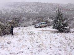 Shawn Jooste's Matroosberg snow day!