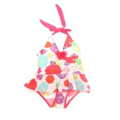 Splash with Kids Swimwear Swim 1 Piece White/Multi on mysale.com