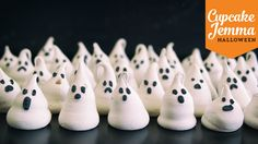 Meringue Ghosts Recipe