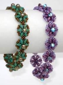 Daisy Duo Bracelet, Sova Enterprises