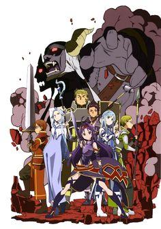 Asuna & the Sleeping Knights ~ SAO II Mother's Rosario Arc
