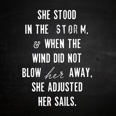 """""""She Stood In The Storm..."""" by myoriginalsin 