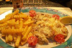 Steak Au Four, Macaroni And Cheese, Buffet, Chicken, Baking, Ethnic Recipes, Internet, Bratwurst, Petra