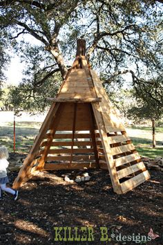 """luv this teepee! i think i just found butterball's new """"playhouse"""". this seems…"""