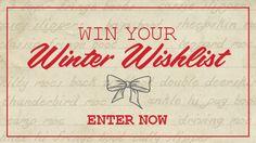 Win Your Wishlist