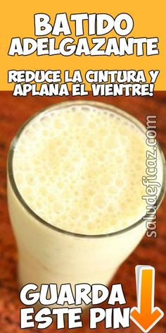 Tea Recipes, Mexican Food Recipes, Cooking Recipes, Healthy Recipes, Healthy Juices, Healthy Smoothies, Food N, Food And Drink, Smoothie Drinks