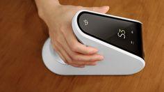 Biofotonico Tecnología Escáner de Nu Skin permite medir los niveles de carotenoides en la piel, un indicador de la salud antioxidante global.