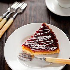 An elegant Lemon Raspberry Tart that makes a big impact for very little effort.