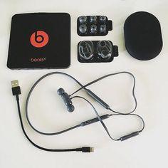 Arrivage des écouteurs sans fil BeatsX