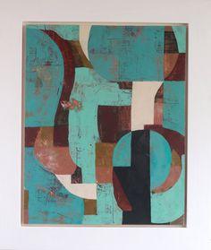 Brenda Beerhorst - Abstract Painting #1264