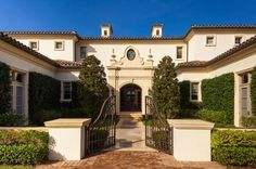 Mediterranean mansion :: Jupiter, Florida