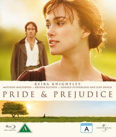 Ylpeys ja ennakkoluulo (Blu-ray) 7,95€