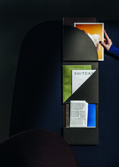 Book Display Stand, Sound Absorbing, Create Space, Signage, Italy, Mood, Collection, Design, Italia