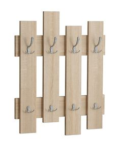Decortie Perchero De Pared Onda Natural en Amazon BuyVIP