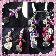 Phone Charms for Mothers Day