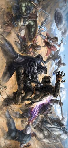 Black Panther vs Killmonger by Jaynorn Lin - Marvel Comics Marvel Dc Comics, Marvel Heroes, Marvel Characters, Marvel Avengers, Black Panther Marvel, Black Panther Art, Wakanda Marvel, Marvel Wallpaper, Marvel Cinematic Universe