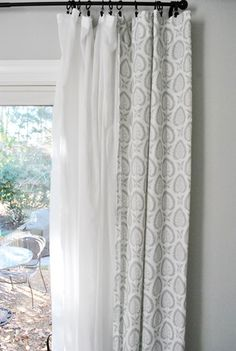 14 double rod curtains ideas curtains