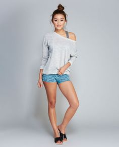 5 for $15 shorts from Wet Seal