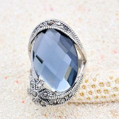 GET $50 NOW   Join RoseGal: Get YOUR $50 NOW!http://www.rosegal.com/rings/exquisite-flower-and-faux-gemstone-79891.html?seid=6790455rg79891