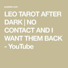 Leo Tarot, After Dark, Youtube, Youtubers, Youtube Movies