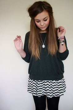 DIY Ombre hair...Am I daring enough to try it? I think yes!!!