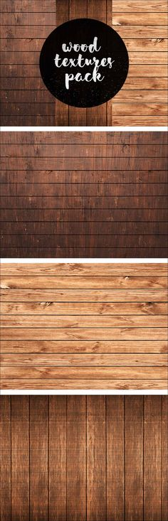 4+ High Quality #Free Wood Textures Pack :