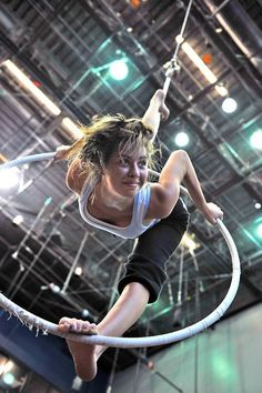 aerial hoop circus lyra love this picture!