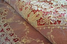 TREASURY ITEM Exquisite Antique French by OneTwoThreeSisters