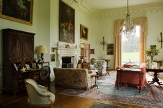 INTERIOR DESIGN ∙ COUNTRY HOUSES ∙ Ireland - Todhunter EarleTodhunter Earle