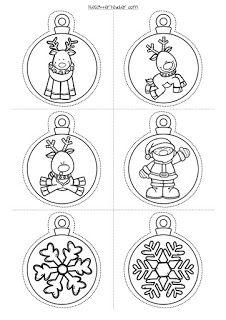mikapanteleon-PawakomastoNhpiagwgeio: Χριστουγεννιάτικες κατασκευές στο Νηπιαγωγείο (8) 2017 συνέχεια...(2) Preschool Christmas, Christmas Crafts For Kids, Christmas Activities, Xmas Crafts, Christmas Colors, Christmas Projects, Winter Christmas, Christmas Themes, Kids Christmas