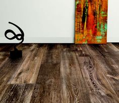 Iron Rust (The Vintage Remains Collection) by Duchateau. Styled after vintage reclaimed timber. Yummy.