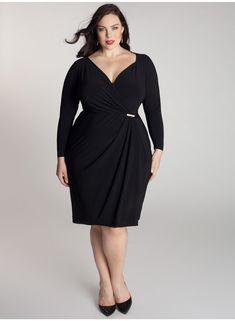 Garnet Dress in Black. IGIGI by Yuliya Raquel. www.igigi.com
