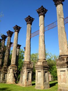 Windsor Ruins- Middle of Nowhere, Mississippi