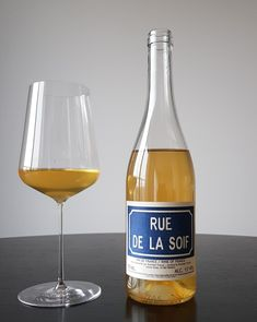 "Romek on Instagram: ""Brendan Tracey Rue de la Soif Blanc 2017 🇫🇷. Pure Sauvignon Blanc from Loire Valley. It's definitely my kind of wine, because it's subtel…"" Packaging Box Design, Wine Packaging, Brand Packaging, Wine Bottle Design, Wine Label Design, Wine Pics, Packaging Inspiration, Wine Brands, Sauvignon Blanc"