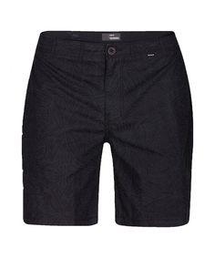 38f85deb254d Men s tribes Classic Fit Geo Print Chino Shorts - Black - CT17AZMDLT4