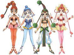 Quartetto delle Amazzoni
