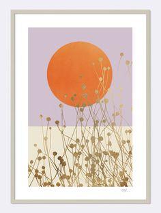 Hampstead Heath/Sunday in July - Viola Brun Painting Inspiration, Art Inspo, Nature Drawing, Cat Noir, Blood Moon, Sketch Painting, Frame Crafts, Dream Decor, Illustration Art