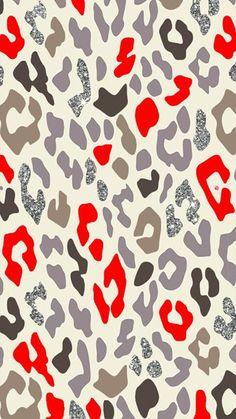 ombre leopard wallpaper - photo #9